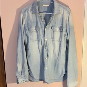 Uniqlo denim shirts. Excellent condition